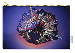Wee Hong Kong Planet Carry-all Pouch by Nikki Marie Smith