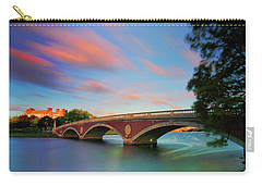 Weeks' Bridge Carry-all Pouch by Rick Berk