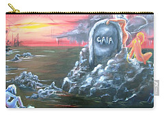 Weep For Gaia Carry-all Pouch