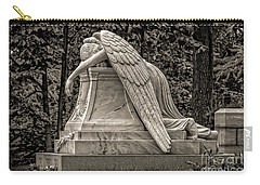 Weeping Angel - Sepia Carry-all Pouch