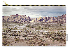 Weird Rock Formation Carry-all Pouch by Peter J Sucy