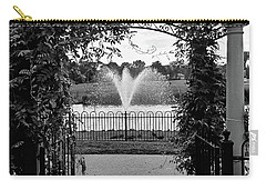 Carry-all Pouch featuring the photograph Welcome by Robert Knight