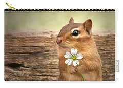 Squirrel Carry-All Pouches