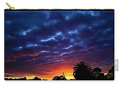 Welcome The Night Carry-all Pouch by Mark Blauhoefer