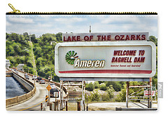 Welcome To Bagnell Dam Carry-all Pouch