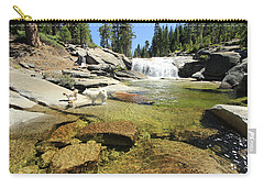 Carry-all Pouch featuring the photograph Welcome To Dog's Dreams by Sean Sarsfield