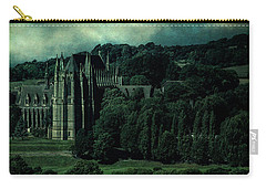 Carry-all Pouch featuring the photograph Welcome To Wizardry School by Chris Lord