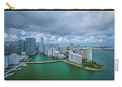 Welcome To Miami Carry-all Pouch
