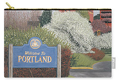 Welcome To Portland Carry-all Pouch