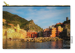 Welcome To Vernazza Carry-all Pouch