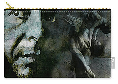 Well , I've Heard There Is A Secret Chord Carry-all Pouch by Paul Lovering