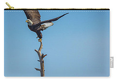 Well Balanced Eagle Carry-all Pouch