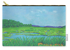 Wellfleet Wetlands Carry-all Pouch