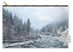Wenatchee River Carry-all Pouch