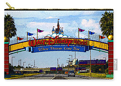 Were Dreams Come True Carry-all Pouch by David Lee Thompson