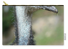 Emu 2 Carry-all Pouch by Werner Padarin