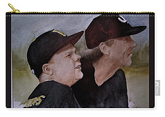 Wes And Dad Carry-all Pouch