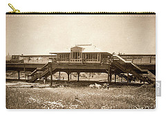 West 207th Street, 1906 Carry-all Pouch