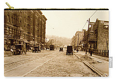 West 207th Street, 1928 Carry-all Pouch