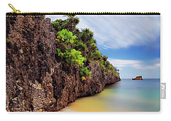 West Bay Beach At Isla Roatan - Caribbean - Honduras - Seascape Carry-all Pouch