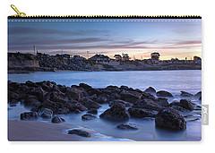 West Cliff Santa Cruz Sunrise Carry-all Pouch