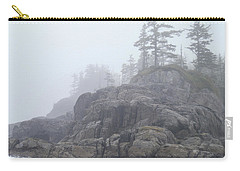 West Coast Landscape Ocean Fog I Carry-all Pouch