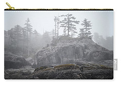 West Coast Landscape Ocean Fog IIi Carry-all Pouch