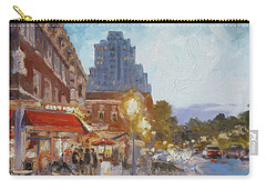 West End Evening - St.louis Carry-all Pouch