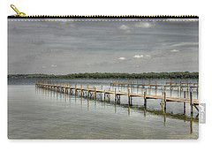 West Lake Docks Carry-all Pouch
