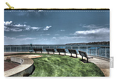 West Lake Okoboji Pier Carry-all Pouch