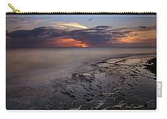 West Oahu Sunset Carry-all Pouch