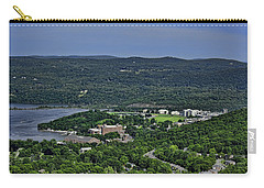 West Point From Storm King Overlook Carry-all Pouch
