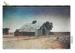 West Texas History Carry-all Pouch
