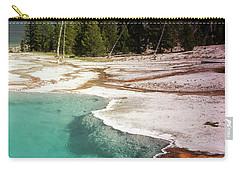 West Thumb Geyser Pool Carry-all Pouch