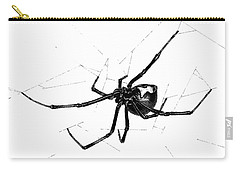 Western Black Widow Carry-all Pouch