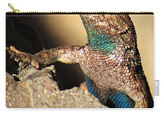Western Fence Lizard Carry-all Pouch