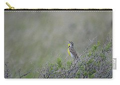 Western Meadowlark Morning Carry-all Pouch