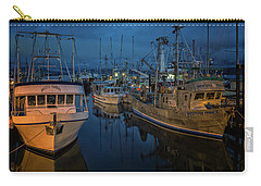 Carry-all Pouch featuring the photograph Western Prince by Randy Hall