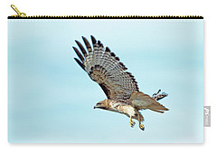 Western Red-tailed Hawk Carry-all Pouch