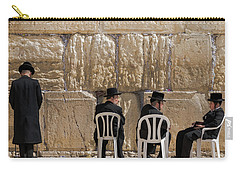 Western Wall Carry-all Pouch