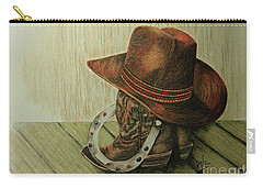 Western Wares Carry-all Pouch