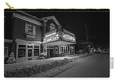 Westhampton Winter Night Carry-all Pouch