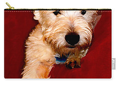 Westie Boy Carry-all Pouch