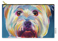 Westie - Chispy Carry-all Pouch