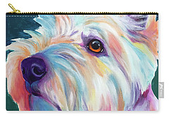 Westie - Chispy Profile Carry-all Pouch