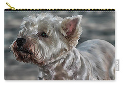 Westie Love Carry-all Pouch