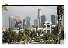 Westlake Theatre To Downtown La Carry-all Pouch
