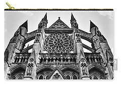 Westminster Abbey London Carry-all Pouch