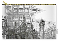 Westminster In London Carry-all Pouch