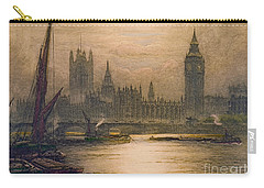 Westminster London 1920 Carry-all Pouch by Padre Art